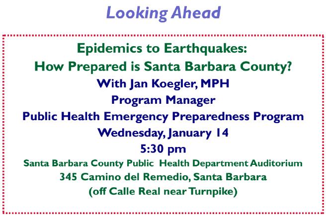 EpidemicstoEarthquakes